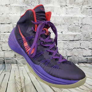 Nike Hyperdunk Men's Sz 10 Purple Basketball Shoes